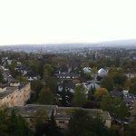 Toller Blick Richtung Wiesbaden