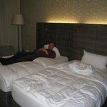 Sängarna