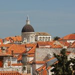 view over de old city roofs