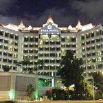 Hotel at nigth