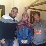 Minha esposa vestida de arabe