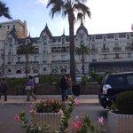 Hotel Exterior . Palacial Facade