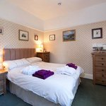 Blencathra - double room with large en suite bathroom