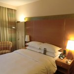 Zimmer mit einem Queen-Bett