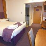 Premier Inn - room