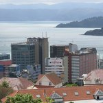 Room with a view Wellington