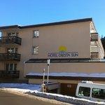 Hotel Cresta Sun from Outside