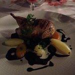 Little quail bird - very delicious!
