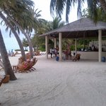 the Sunset Beach Bar