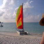 Hobie Cat Waves great for lots of fun