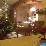 Cozy christmas at Pension Linda