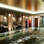 Underground Hotel Pool