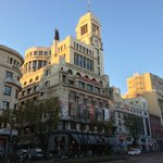 Around Catalonia Gran Via: Circulo de Bellas Artes
