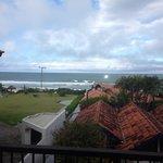 Quarto com vista para o mar!