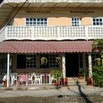 The Lady Bug Cafe. A hidden gem in Bucerias