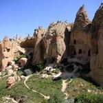 Villaggio rupestre di Zelve