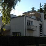 1930's French moderne house in the area