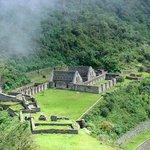 Choquequirao Ruins Peru
