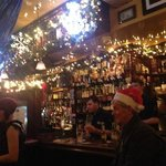 Temple Bar at Christmas time...
