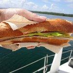 good sandwich!