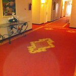 Corridor de l'hôtel