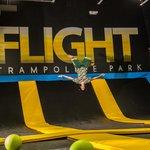 Flips at Flight