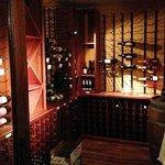 Wine Room at Lime Leaf, Hendersonville, NC