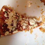 Good goat cheese pizza