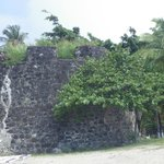 Remains of Ft Recovery