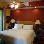 Bedroom of Coconut Suite