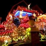 Lights in Dyker Heights