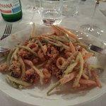 La friture serenissima... beurk