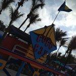 Coco Cay main dock