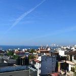 La vista desde Barcelona Tapas