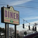 Athenian Diner @ Milford, CT 06460