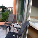 Balcony view - eco room