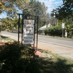 Florence Rose B&B sign