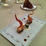 Ceative dessert presentation 2