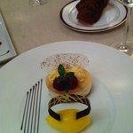 Ceative dessert presentation 1