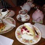 Old vestry tea rooms