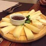 tavola di formaggio