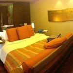 Ocean-facing spa deluxe room