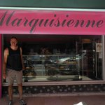 Front of the Pastry shop
