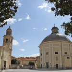 Interesting churches in the town of Loano