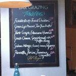 Bar Grazing