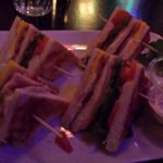 Very good club sandwich