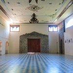 Old Ballroom we stumbled upon