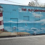 The Old Lighthouse Mural