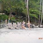 Full service beach