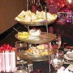 Our Holiday High Tea Service